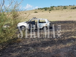 Баба разпозна 27-годишния си внук в изгорялата кола край Старчево