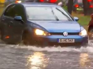 Порои причиниха наводнения в Германия