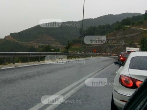 Пловдивчанин: Кой ме наказа да мина през Маказа СНИМКА