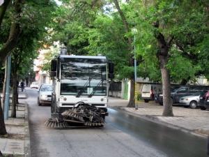 Лятно къпане на улиците в Пловдив! Вижте кога и къде ще се мие