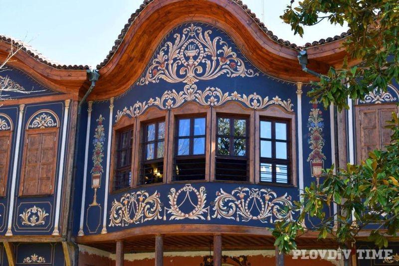 Историята на царствената Куюмджиева къща в Пловдив