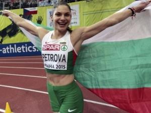 Габи Петрова стартира първа от нашите на световното