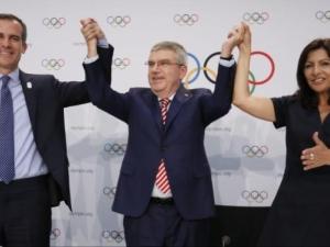 Париж домакин на лятната олимпиада през 2024 година