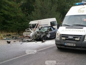 Съдът увеличи присъдата на шофьора, убил двама при касапницата в Цалапица СНИМКИ