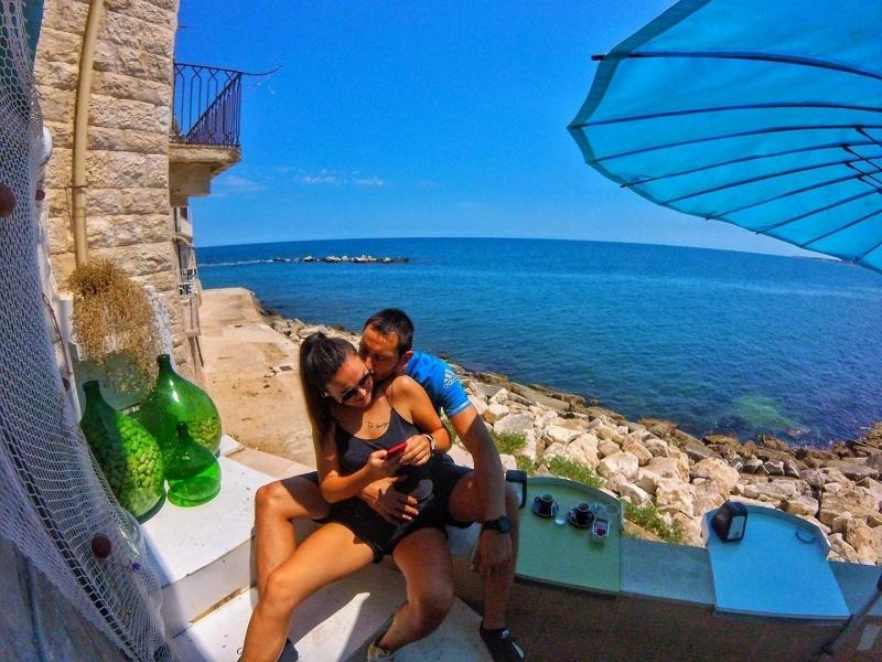 Пловдивска волейболна двойка отмаря в Италия