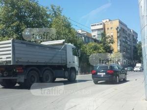 Кола джитка из Пловдив без… номера СНИМКИ