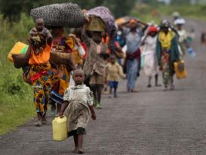 Деца войници в Конго пият кръвта на жертвите си