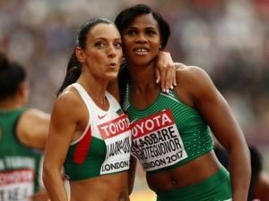 Личен рекорд не стигна на Ивет за финала на 100 метра