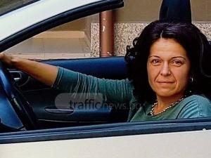 Шофьорката, убила полицай на пътя, си сложи профилна снимка… в кола СНИМКА