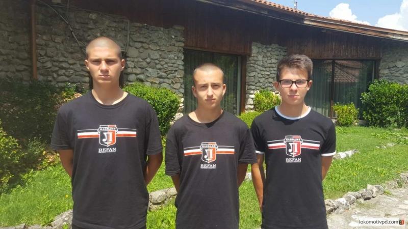 Осем таланти от Локо и Ботев повикани в националния отбор