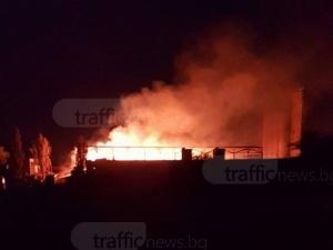 Червен код за опасност от пожари в осем области