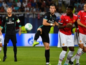 Реал надви Юнайтед за Суперкупата на Европа