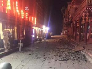 Смъртоносно земетресение удари за втори път Китай