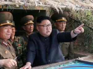 Северна Корея обмисля удар по американски остров