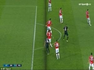 Имаше ли засада при гола на Реал - преценете сами СНИМКА