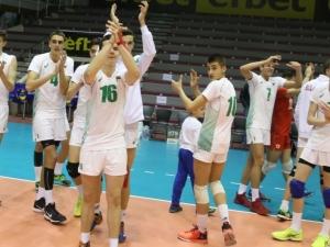 Лъвчетата на полуфинал на Балканиадата по волейбол