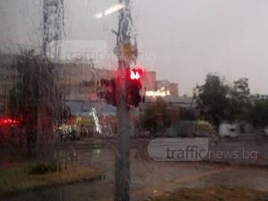 """Бурите се разминаха в Пловдив, жегата остана - сега обаче """"предричат"""" дъжд за уикенда"""
