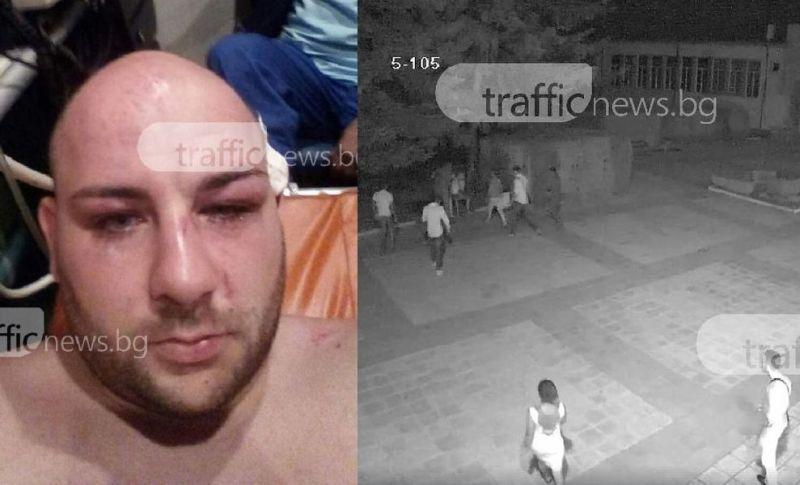 Ромите пребили двете момчета заради стара вражда с главатаря им ВИДЕО
