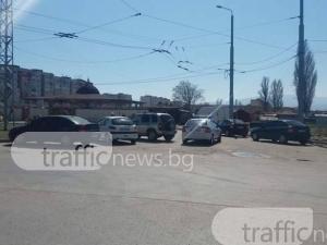 Двамата роми, били полицай в Столипиново заради забележка, застават пред съда СНИМКИ