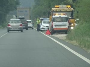 Тежка катастрофата на пътя Сопот – Микре! Четирима души са пострадали