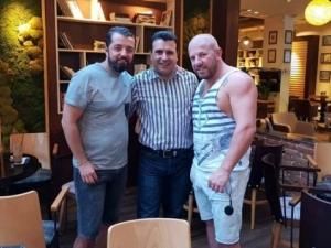 Динко отиде за Миленко, а срещна Зоран Заев