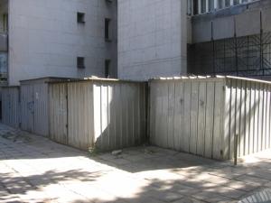 Разчистват Кючука от незаконни гаражи
