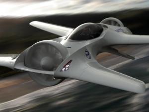Летящ автомобил ще ни позволи да прелитаме над трафика в Пловдив