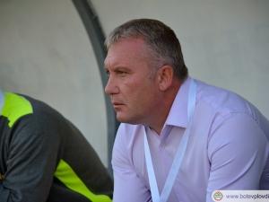 Треньорът на Ботев: Не съм очаквал тези успехи