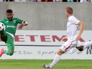 Лудогорец взе добър аванс в плейофа на Лига Европа