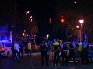 Втори атентат край Барселона! Кола се вряза в тълпа СНИМКА