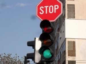 Пускат светофара при Митница Пловдив