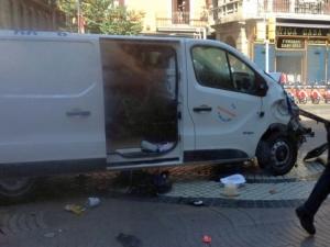 Терористът от Барселона - все още на свобода