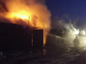 Млада жена загина при пожар в гаража си