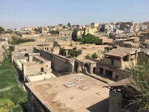 Курортът на богатите римляни Херкулан - секс, вино и игри