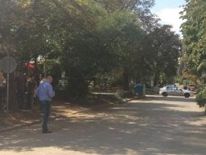 Първи СНИМКИ от убийството в София! Жертвата е 22 години по-младата съпруга на стрелеца