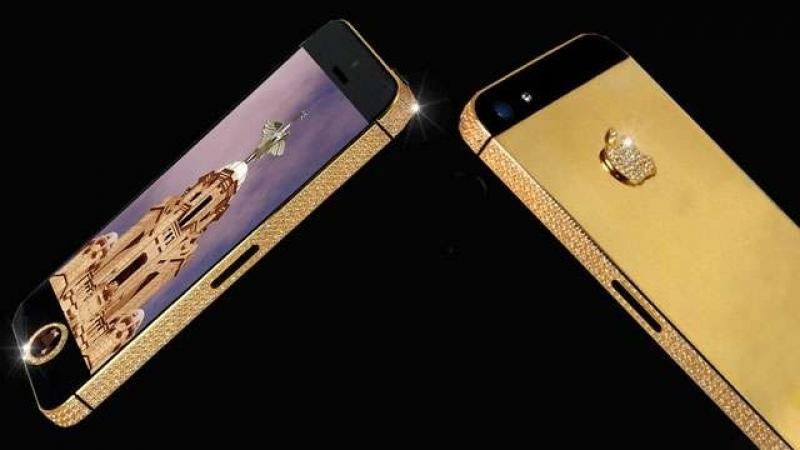 Топ 10: Най-скъпите телефони в света СНИМКИ