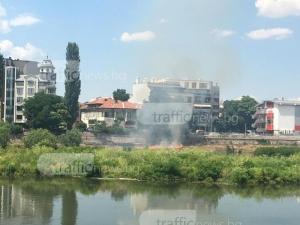 Обявиха червен код за опасност от пожари в Пловдивско