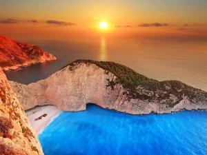 Два гръцки плажа се наредиха сред най-добрите в Европа СНИМКИ