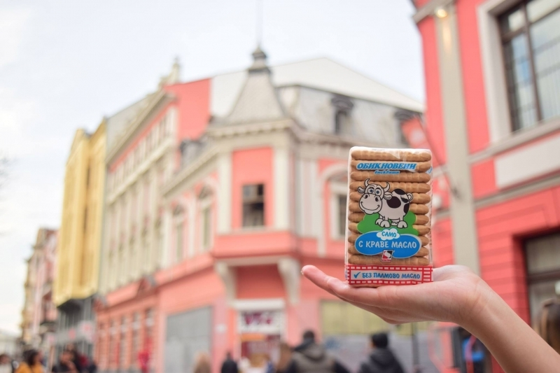 Хрупкавите пловдивски бисквити само с масло станаха хит на пазара СНИМКИ