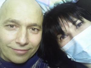 Вдовицата на пловдивчанина Тодор Топлев разкри фалшив онкоболен в интернет