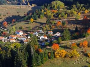 Есента настъпи в Родопите! Термометърът падна до 3 градуса СНИМКА