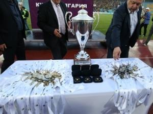 За Купата: Марица - Локо на стадиона на Ботев