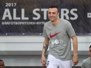 Бербатов към новия си отбор: Красивият футбол идва!