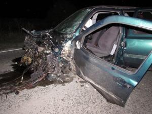 Тежка катастрофа между 2 камиона и 2 коли, има ранени СНИМКИ