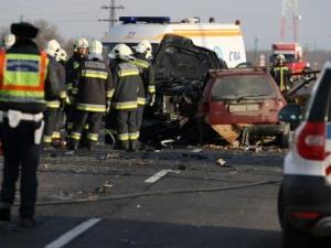Двама българи загинаха, а други двама са ранени при катастрофа в Унгария