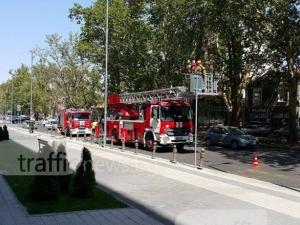 Три пожарни и полиция окупираха Мол Марково тепе! Търговският център е евакуиран СНИМКИ+ВИДЕО