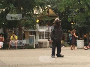 Пловдивски майки настръхнаха срещу клошарите в Цар-Симеоновата градина СНИМКА
