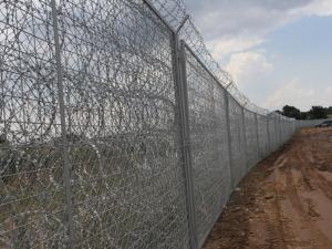 Дават още 1 милион за оградата на границата с Турция