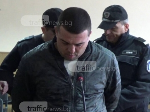 Таньо Танев пребил до смърт жена в Пловдив, след което седнал да си допие СНИМКА