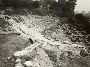 Античният театър - един от най-добре запазените  в целия свят СНИМКА